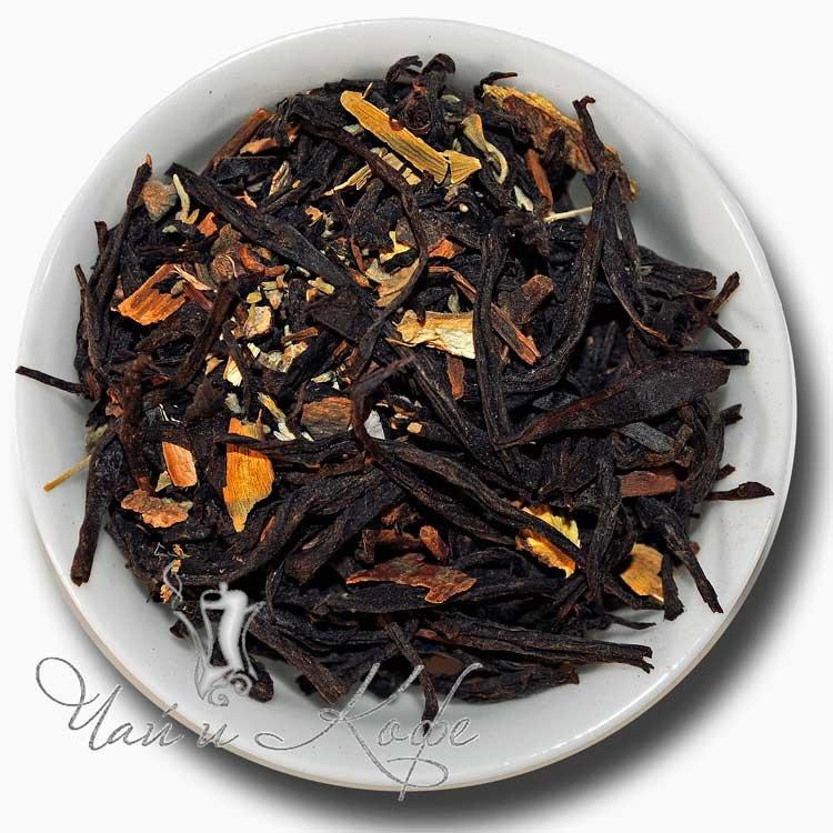 Чай из перца корицы имбиря гвоздики